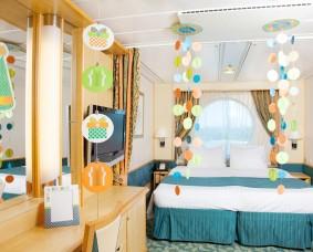 Happy Birthday Bright Room Decor