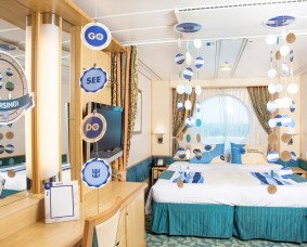Bon Voyage Room Decor Deluxe