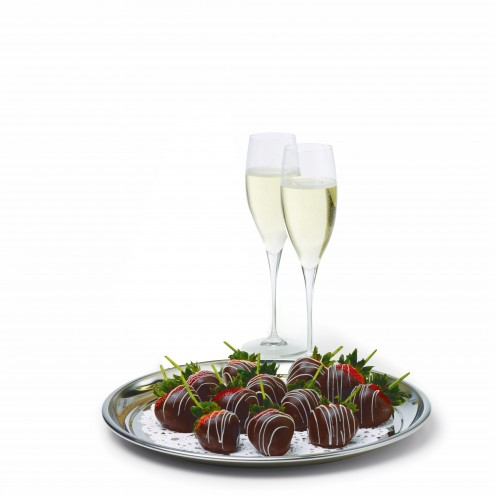 RCCL Wine and Chocolate Strawberries